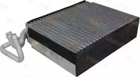 Thermotec KTT150014 - Evaporator, air conditioning detali.lv