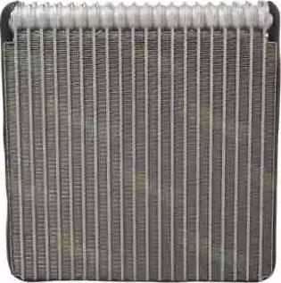 Thermotec KTT150020 - Evaporator, air conditioning detali.lv