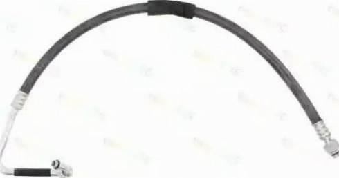 Thermotec KTT160018 - High Pressure Line, air conditioning detali.lv