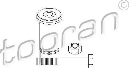 Topran 400087 - Repair Kit, reversing lever detali.lv