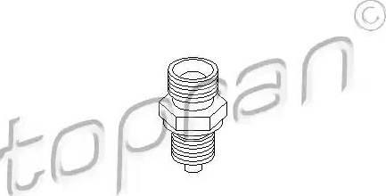 Topran 401340 - Flange, fuel feed unit detali.lv