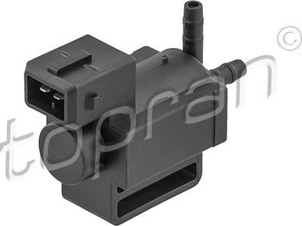 Topran 408825 - Change-Over Valve, exhaust-gas door detali.lv