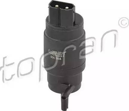 Topran 500554 - Water Pump, headlight cleaning detali.lv