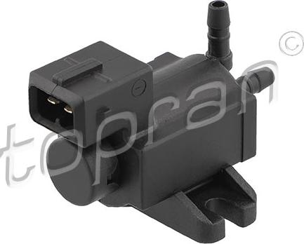 Topran 639811 - Change-Over Valve, exhaust-gas door detali.lv