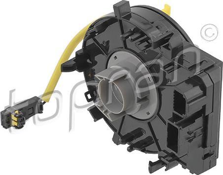 Topran 638452 - Clockspring, airbag detali.lv