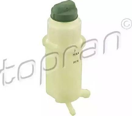 Topran 109070 - Expansion Tank, power steering hydraulic oil detali.lv