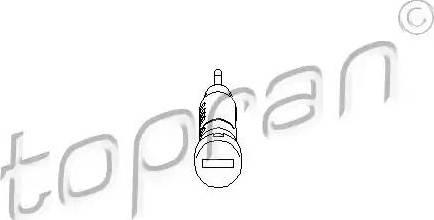 Topran 109719 - Lock Cylinder detali.lv
