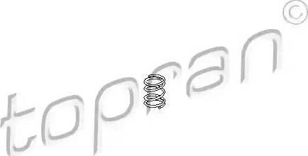 Topran 109725 - Lock Cylinder detali.lv