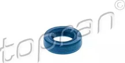 Topran 100007 - Shaft Seal, manual transmission detali.lv