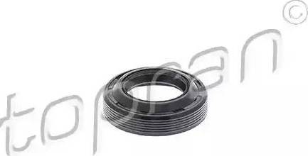 Topran 100079 - Shaft Seal, manual transmission detali.lv