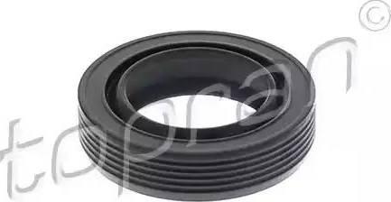 Topran 100355 - Shaft Seal, manual transmission detali.lv