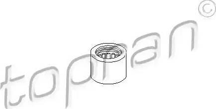 Topran 101052 - Pilot Bearing, clutch detali.lv