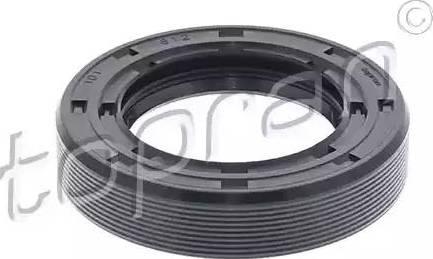 Topran 101812 - Shaft Seal, differential detali.lv