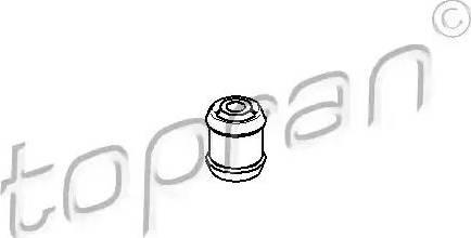 Topran 108770 - Mounting, steering gear detali.lv