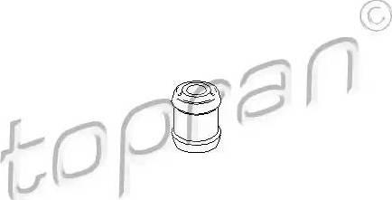 Topran 108771 - Mounting, steering gear detali.lv