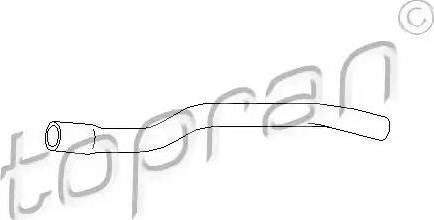 Topran 103412 - Hose, heat exchange heating detali.lv