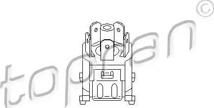 Topran 103428 - Blower Switch, heating/ventilation detali.lv