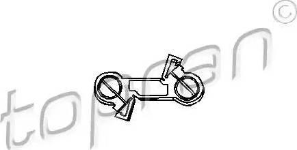 Topran 103078 - Selector-/Shift Rod detali.lv