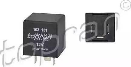 Topran 103131 - Hazard Lights Relay detali.lv