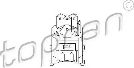 Topran 102691 - Blower Switch, heating/ventilation detali.lv
