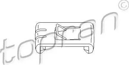Topran 102673 - Control, seat adjustment detali.lv