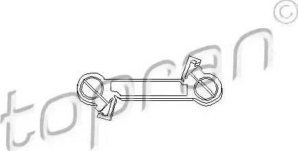Topran 102847 - Selector-/Shift Rod detali.lv