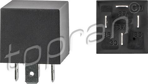 Topran 107731 - Relay, air conditioning detali.lv