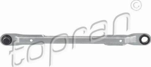 Topran 114271 - Drive Arm, wiper linkage detali.lv