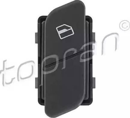 Topran 114741 - Switch, window regulator detali.lv