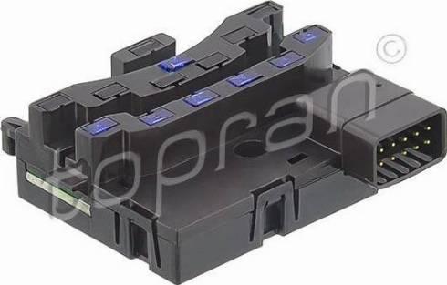 Topran 115503 - Steering Angle Sensor detali.lv