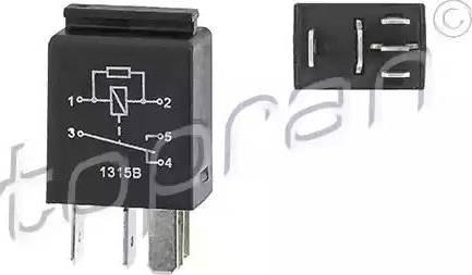 Topran 115664 - Multifunctional Relay detali.lv