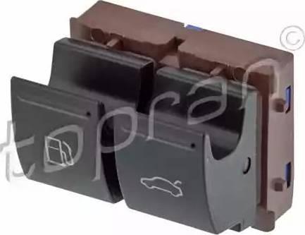 Topran 115115 - Switch, rear hatch release detali.lv