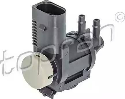 Topran 115383 - Change-Over Valve, exhaust-gas door detali.lv