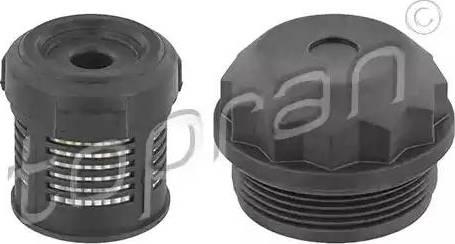 Topran 115764 - Hydraulic Filter, Haldex coupling detali.lv