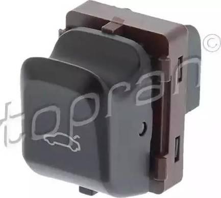 Topran 116019 - Switch, rear hatch release detali.lv
