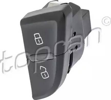 Topran 116028 - Switch, door lock system detali.lv