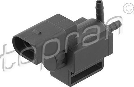 Topran 116266 - Change-Over Valve, exhaust-gas door detali.lv