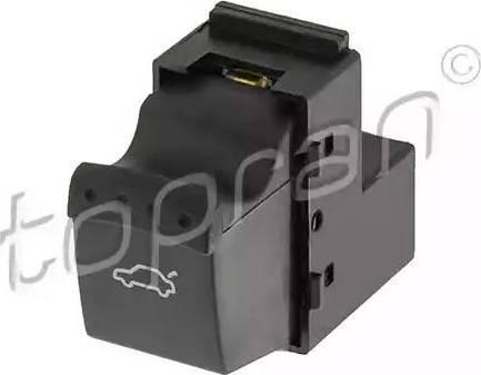 Topran 116214 - Switch, rear hatch release detali.lv