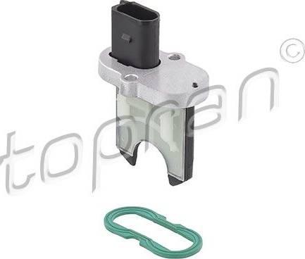 Topran 116 759 - Steering Angle Sensor detali.lv