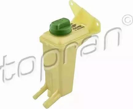 Topran 110689 - Expansion Tank, power steering hydraulic oil detali.lv