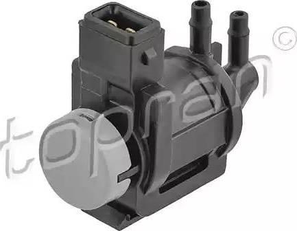 Topran 110876 - Change-Over Valve, exhaust-gas door detali.lv