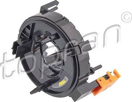 Topran 112 409 - Clockspring, airbag detali.lv
