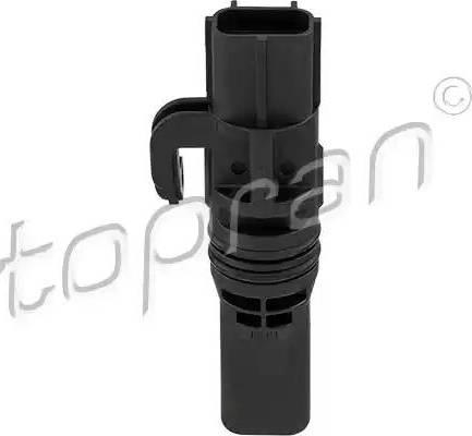 Topran 304287 - RPM Sensor, manual transmission detali.lv