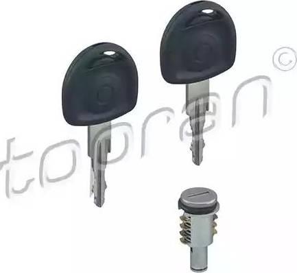 Topran 205810 - Lock Cylinder detali.lv