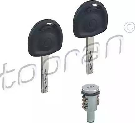Topran 205811 - Lock Cylinder detali.lv