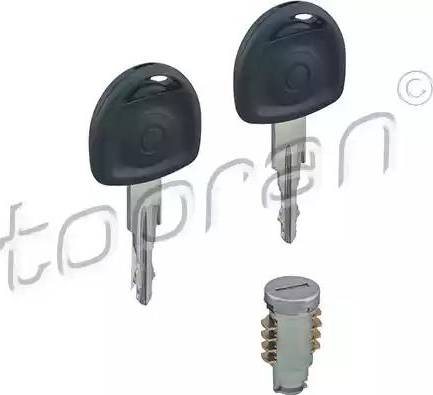 Topran 200020 - Lock Cylinder detali.lv