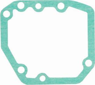 Topran 201539 - Oil Seal, manual transmission detali.lv