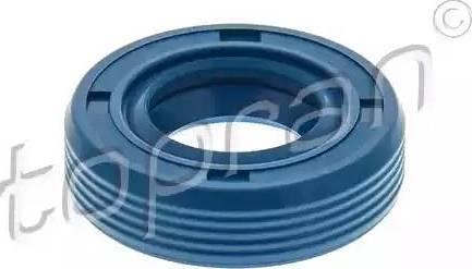 Topran 201536 - Shaft Seal, manual transmission detali.lv