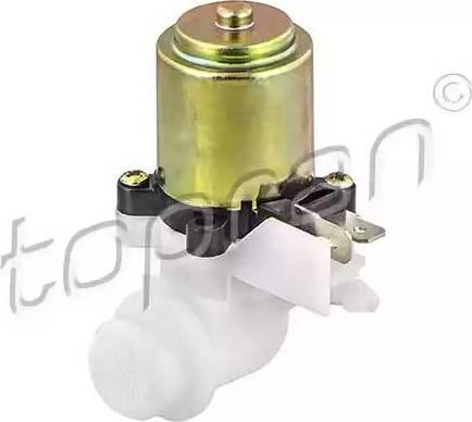 Topran 720283 - Water Pump, headlight cleaning detali.lv
