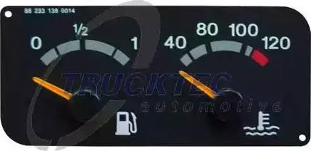 Trucktec Automotive 0442052 - Instrument Cluster detali.lv
